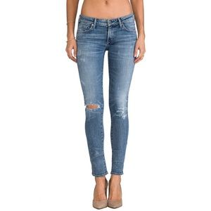 Citizens of Humanity Vintage Racer Low Rise Skinny